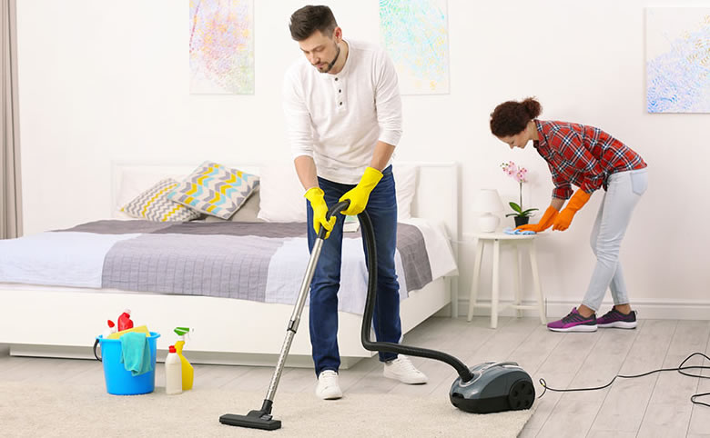 Bedroom Cleaning Melbourne