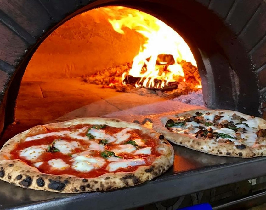 Pizza Wood ire Oven