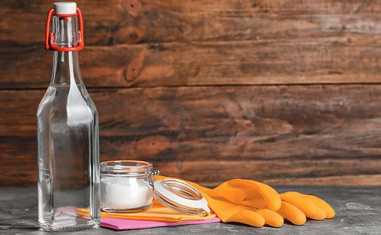 Carpet Cleaning - Vinegar