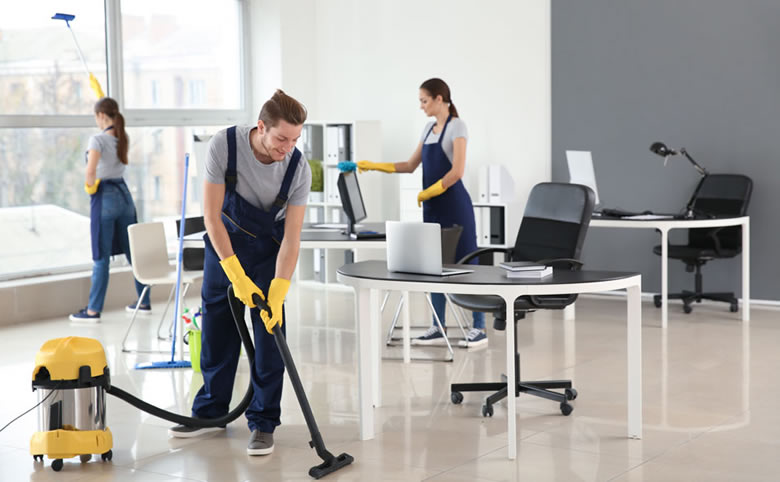 Commercial Cleaning Brighton