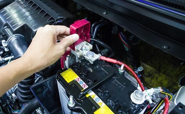 Car Mechanic Diggers Rest