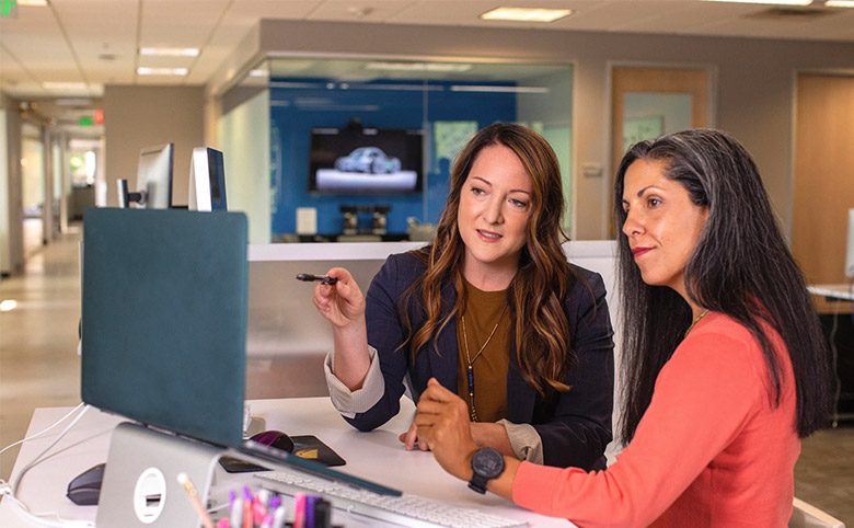 Developing leadership skills for women