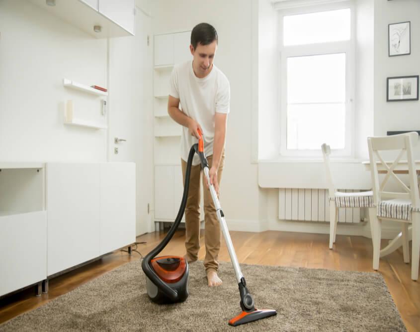 Vacuum Rugs